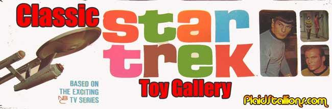 classic star trek toys
