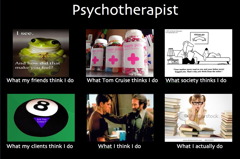 Image - 251344 | What People Think I Do / What I Really ...