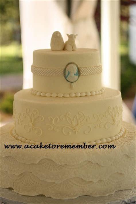 vintage wedding cakes   A Wedding Cake Blog