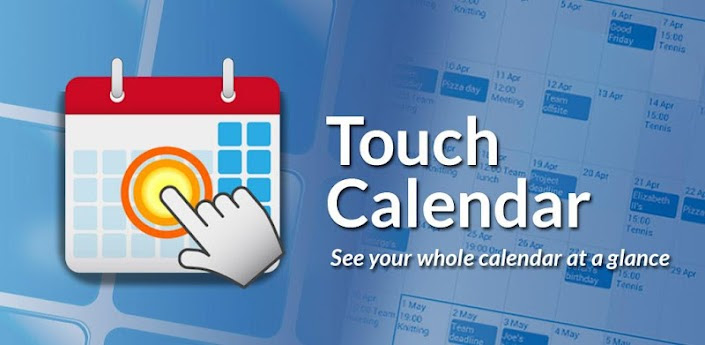 Touch Calendar APK v1.1.23 Download Android Full Free Mediafire
