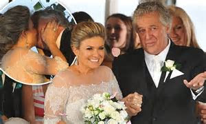 Home And Away cast film scenes for Marilyn and John's