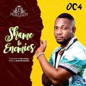 [MUSIC] OC4 - Shame To Enemies (Prod. Ben Jossy)