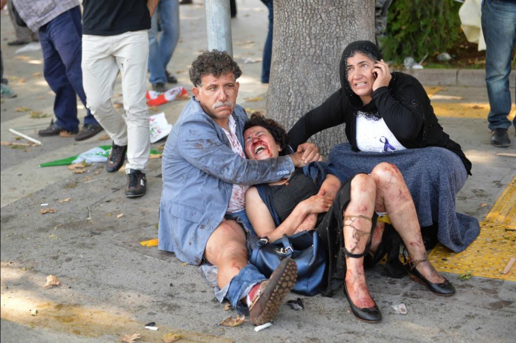 Атака террористов в Турции 2