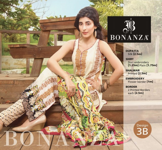 Womens-Girls-New-Stylish-Summer-Eid-Clothes-Suits--Collection-2013-by-Bonanaza-