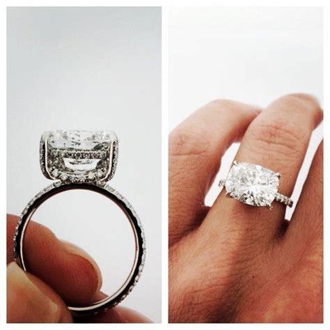 25  best ideas about Cushion cut diamonds on Pinterest