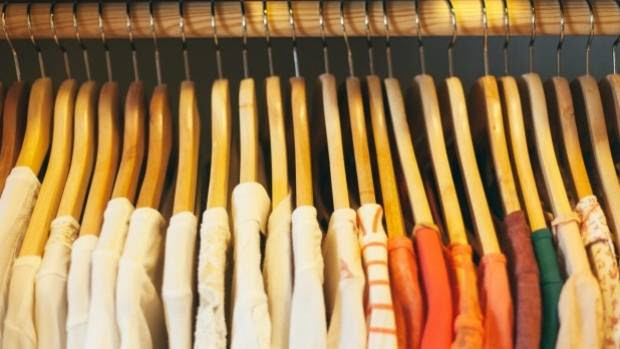 It's time to de-clutter your wardrobe