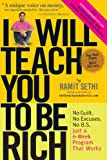 I Will Teach You To Be Rich [Kindle Edition]