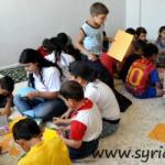 A Gesture Towards Aleppo's Orphans
