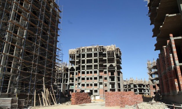 Egyptian exports of building materials decrease this year