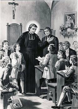 Image of St. Louis de Montfort