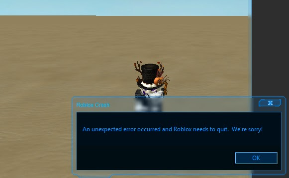 Roblox Freezing Fix An Unexpected Error Occurred And Roblox Needs To Quit Windows 10