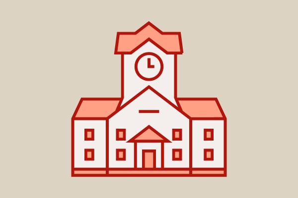 札幌市時計台 街建物系イラスト専門サイトtown Illust