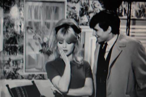 Une Ravissante Idiote (Brigitte Bardot, Anthony Perkins)