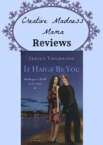 It Had to Be You (Weddings by Bella, #3) by Janice Thompson
