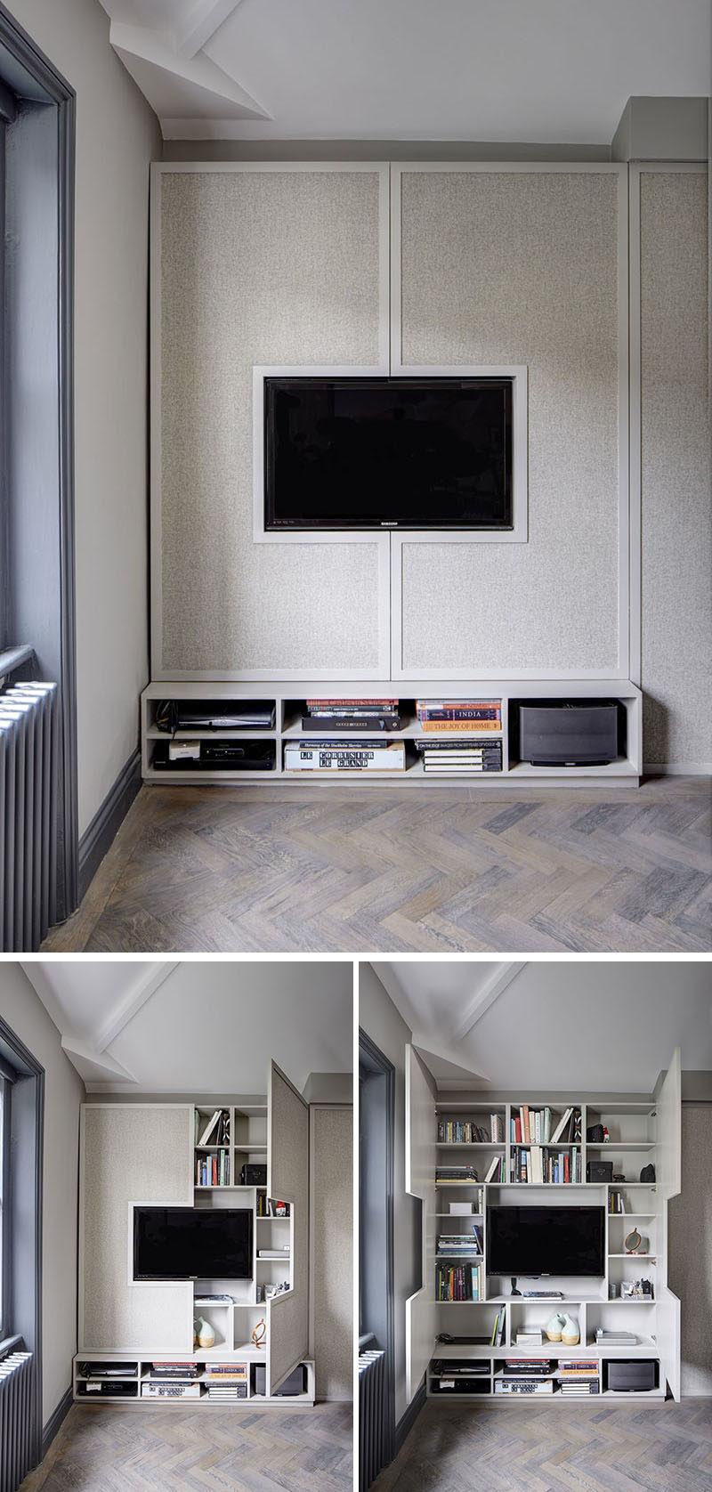 8 Tv Wall Design Ideas For Your Living Room Contemporist
