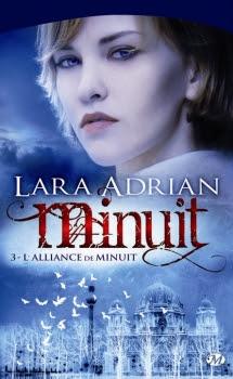 Couverture Minuit, tome 03 : L'alliance de minuit