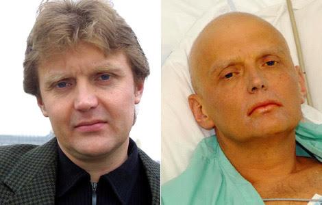 Litvinenko. Antes y después