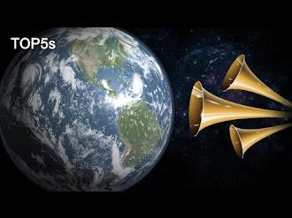 Los 5 Sonidos más extraños y espeluznantes / 5 Strangest and Most Haunting Sounds Ever Recorded