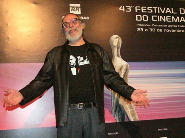 Carlos Reichenbach (Foto: Divulgação)