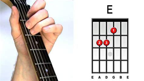 play  major guitar chords  acoustic