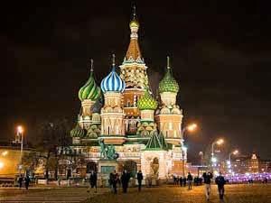 Tampaknya sampai dikala ini Rusia masih terasa abnormal bagi sebagian  masyarakat Indonesia 7 Pesona Wisata di Rusia