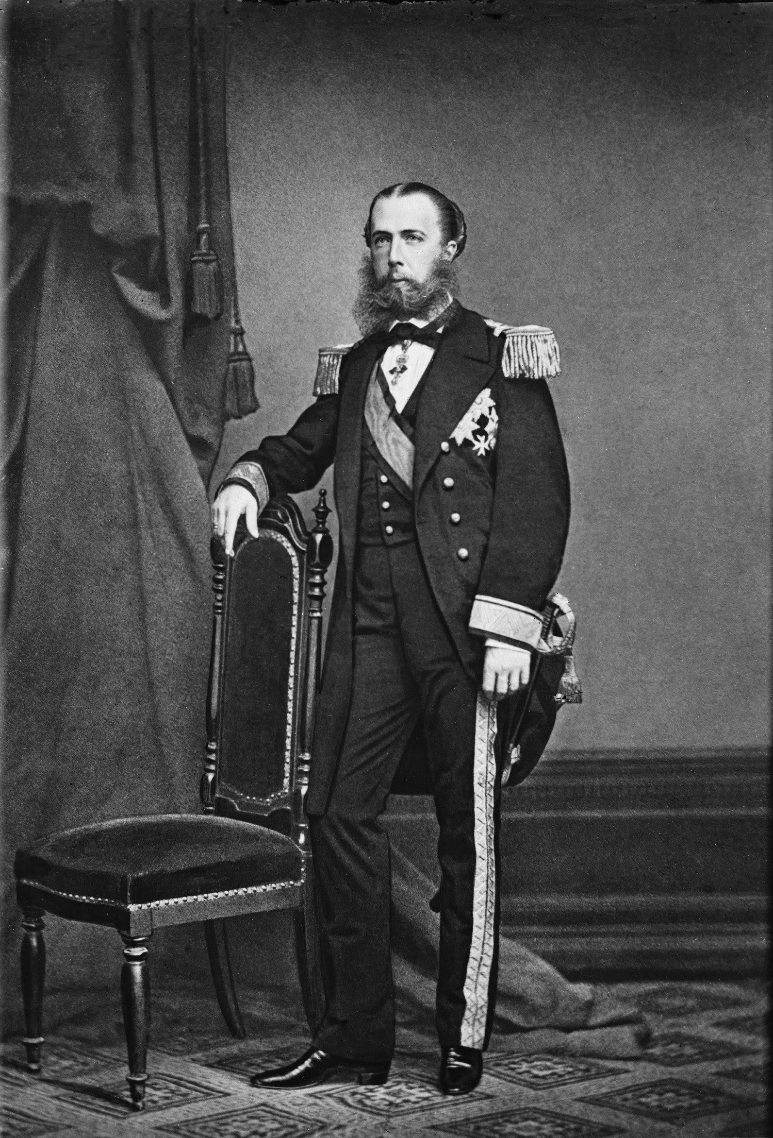 Andrew Burgess: Maximilian I of Mexico