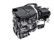 Il quattro cilindri turbodiesel Mercedes