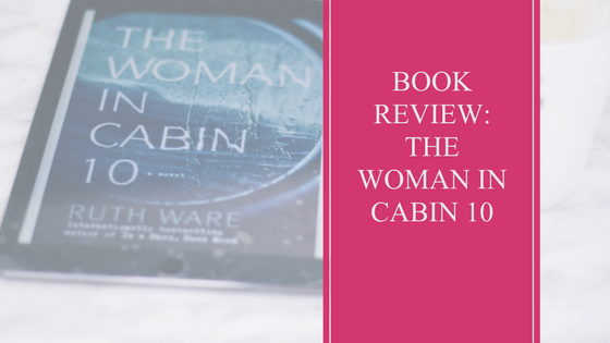 Book Review The Woman In Cabin 10 The Frugal Fashionista