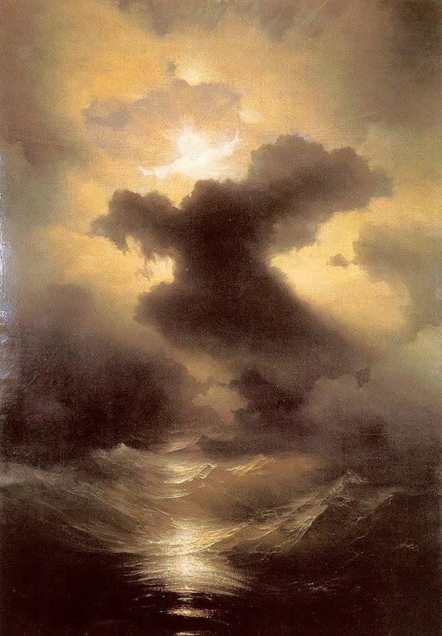 Aivazovsky Chaos 1841.jpg