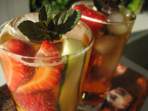 pimm's on the porch