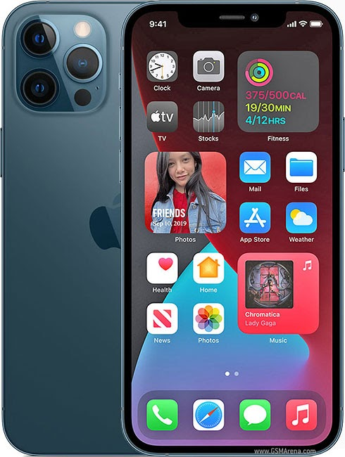 Apple iPhone 12 Pro Max pictures