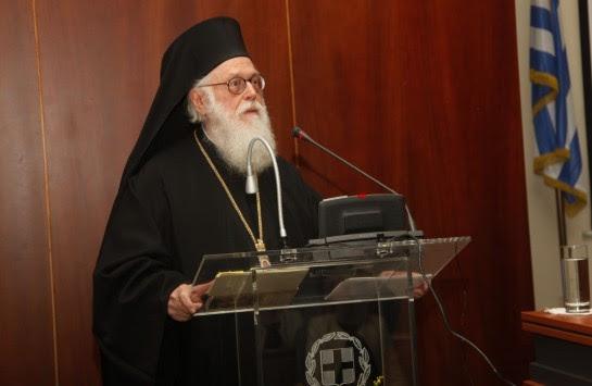 """""""Όχι"""" του Αρχιεπισκόπου Αναστάσιου στην πρόταση – έκπληξη του ΣΥΡΙΖΑ για την Προεδρία της Δημοκρατίας"""