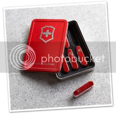 Swiss Army Knife Chocolates 02