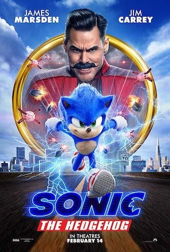 Sonic The Hedgehog 2020 Dual Audio Hindi 480p WEB-DL 300mb