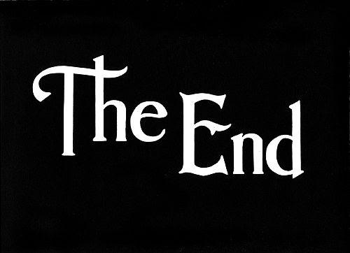 Αποτέλεσμα εικόνας για the end