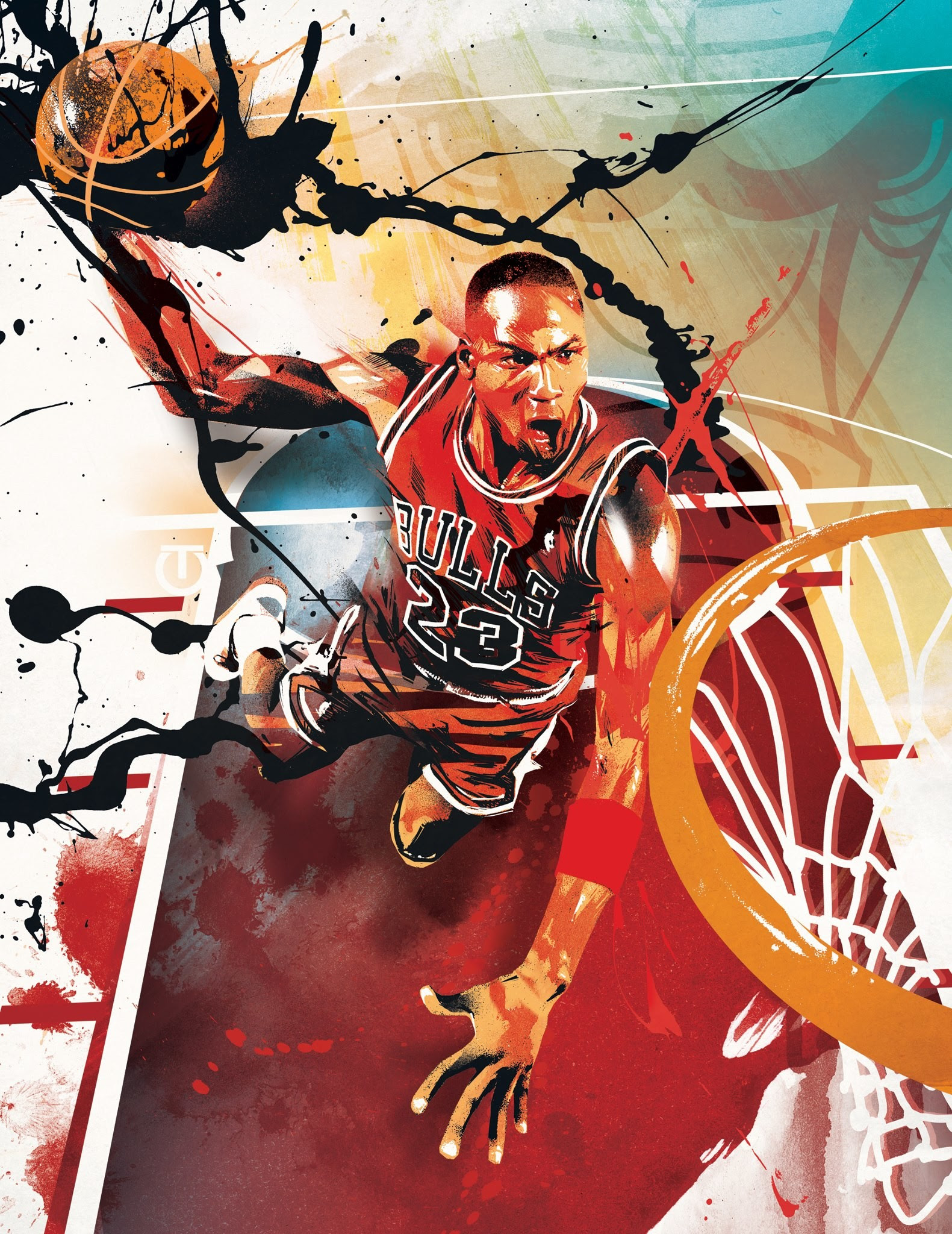 900+ Wallpaper 3d Jordan HD Terbaru
