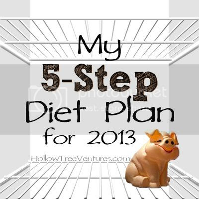 5-Step Diet Plan