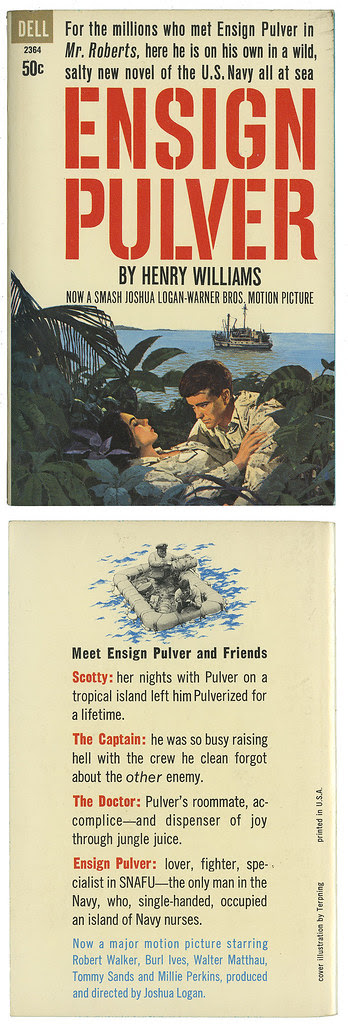 Ensign Pulver_tattered and lost