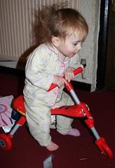 Baya's new bike