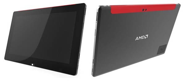 Desconocida tablet de AMD (1)
