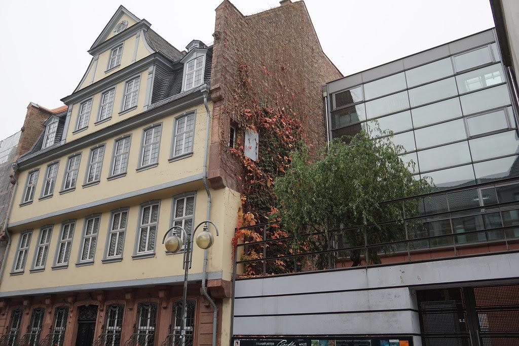 Day 01 - 004 - Frankfurt - Goethe's Apartment