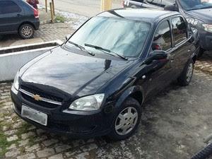 Carro foi roubado dda vítima morta a marretadas em Macaíba (Foto: Divulgação/Polícia Civil do RN)