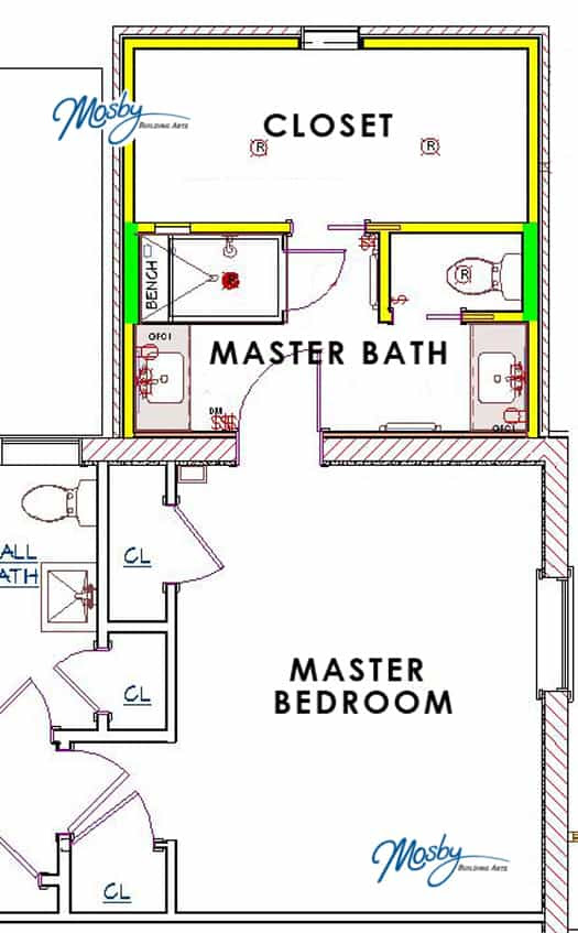 Create a Master Suite with a Bathroom Addition | Mosby