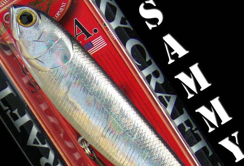 Details about  /Lucky Craft Sammy 115 Laser Rainbow Trout