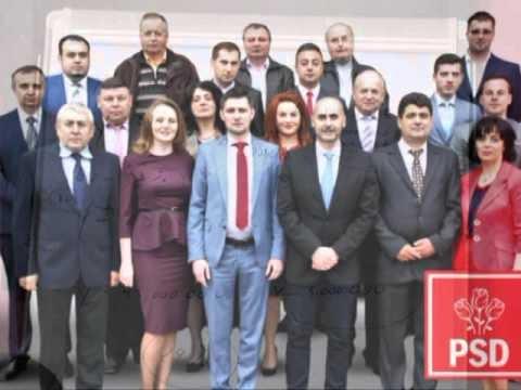 Interviu cu candidatul PSD Cezar Ioja și propunerile de consilieri PSD Adrian Țarcă și Otilia Straton