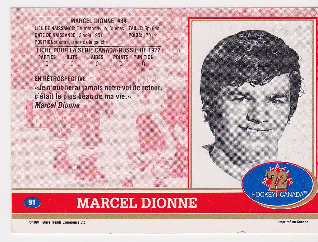 Canada dionne back