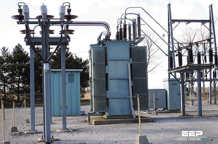 distribution substation basics
