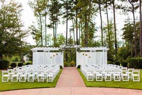 Brier Creek Country Club   Raleigh, NC Wedding Venue