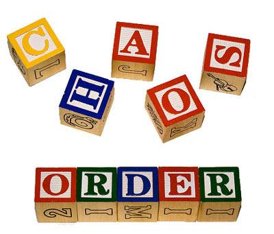 Chaos Into order