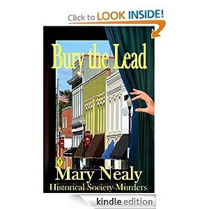 Bury the Lead (Historical Society Murders)